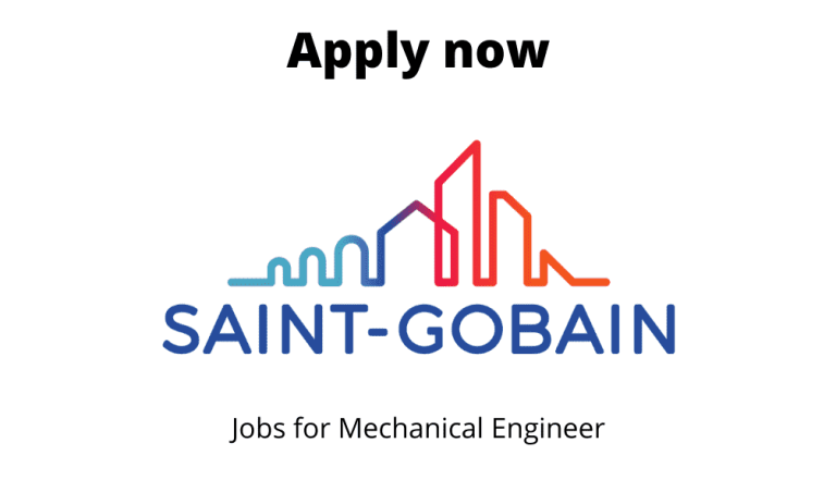 Saint-Gobain-India-Hiring
