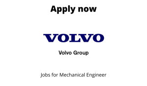 Volvo Group Hiring | Senior Analyst (Durability) | ME/ MTech in Mechanical Engineering |
