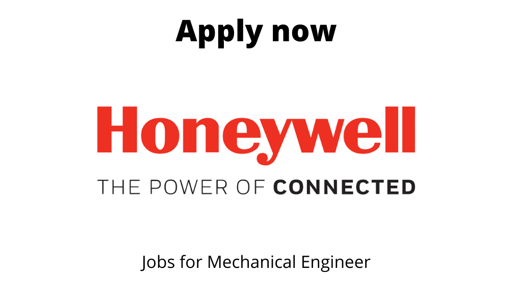 Honeywell is Hiring | Sr. Energy Estimator | BE/BTech in Mechanical/ Electrical/ Chemical |