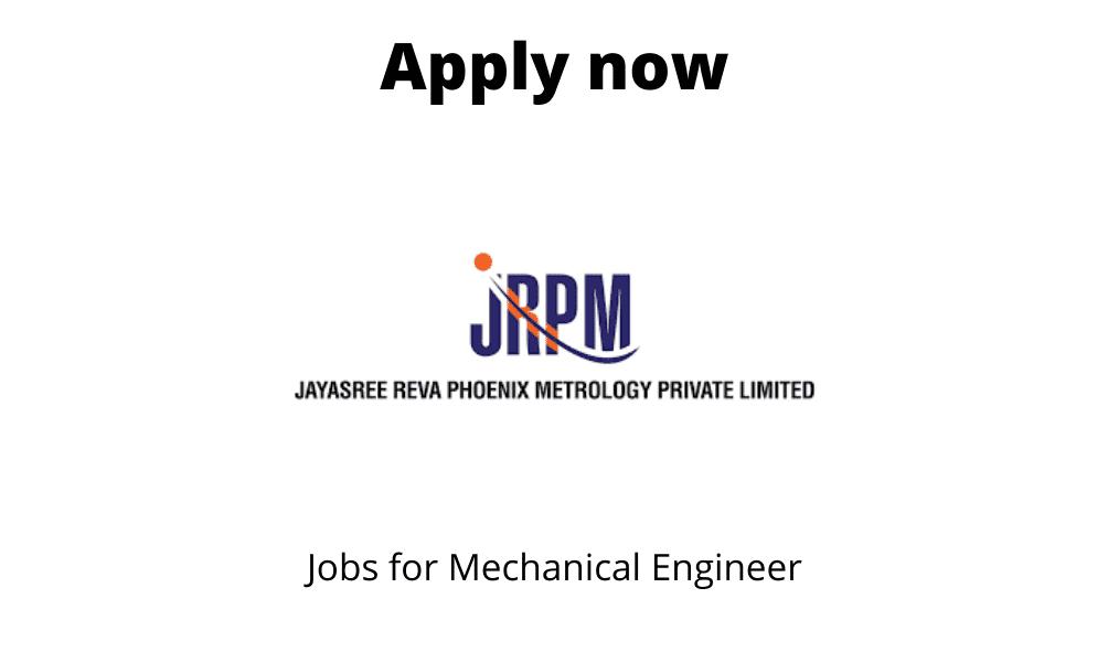 jayashree-reva-phoenix-metrology-private-ltd-Hiring