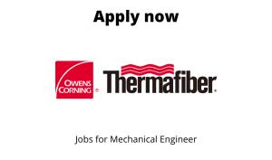 Owens Corning Hiring | Ops Engineer – Instrumentation | BE /BTech /Diploma in Instrumentation |