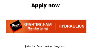 Brantingham Manufacturing Hiring | Supplier Quality Engineer | Bachelor's Degree in Industrial or Mechanical Engineering |