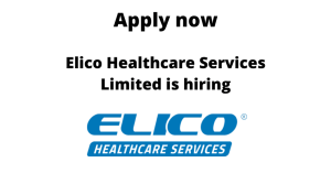 Elico Healthcare Services Limited is hiring | Purchase/ procurement Engineer | Diploma/ BE/ BTech in Mechanical |