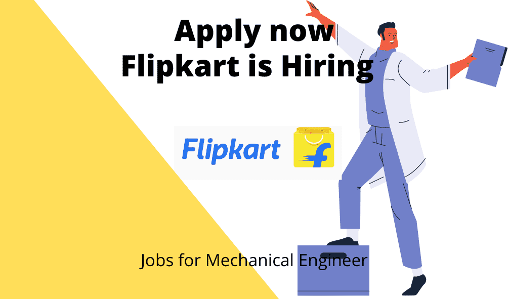 Flipkart is Hiring | Senior Manager- Mechanical Engineer |
