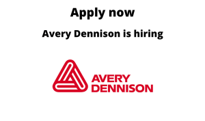 Avery Dennison is hiring | Maintenance Manager | Bachelor's Degree in Mechanical/Electrical Engineering |