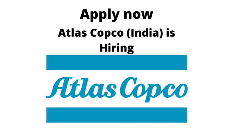 Atlas-Copco-(India)-is-hiring