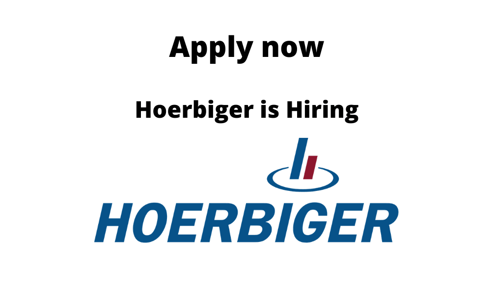 Hoerbiger is Hiring   Consultant Master Data-SAP   Bachelor's degree in Mechanical Engineering  