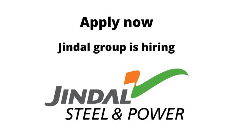 jindal-group-is-hiring