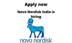 Novo Nordisk is Hiring | Business Analyst – Supply Chain Planning | Bachelors/ Masters in Mechanical/ Supply chain management/ Production |