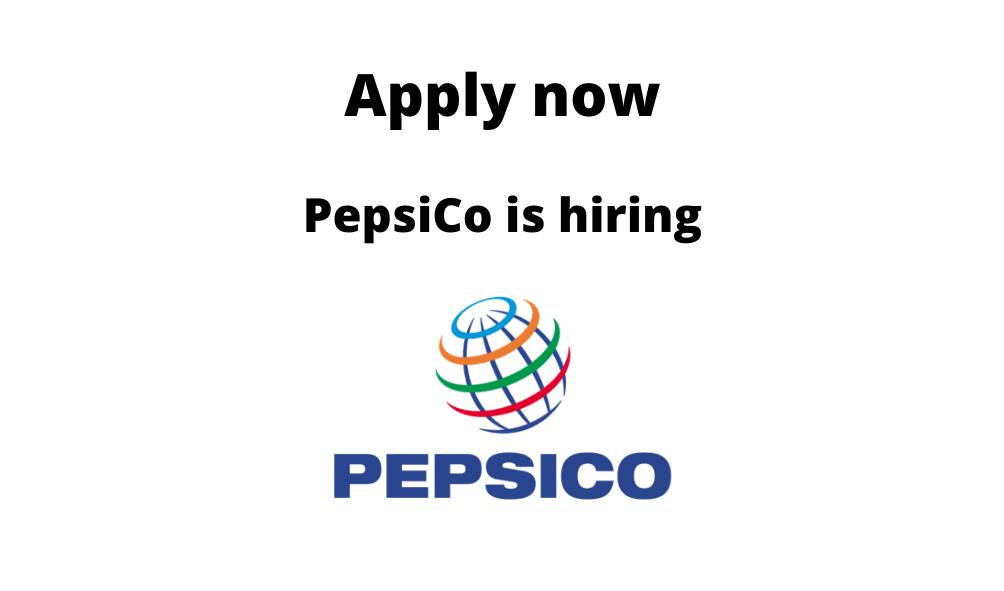 PepsiCo-is-hiring