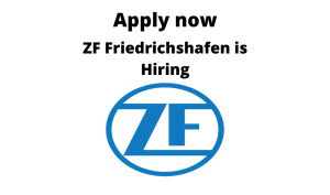 ZF is Hiring | Senior Design Engineer | BE/ BTech/ ME/ MTech in Mechanical |
