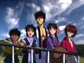 Rurouni Kenshin Crew