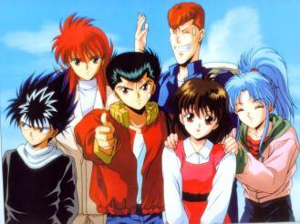 Yu Yu Hakusho Crew