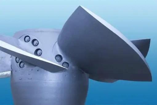 Kaplan turbine