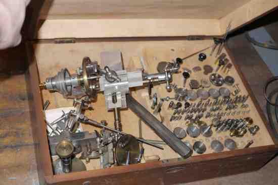 The 8mm Lorch lathe