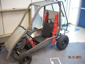 Los Alamitos vehicle