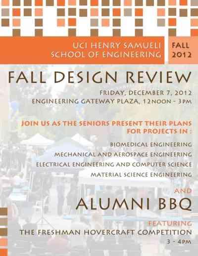 2012 Fall Design Review