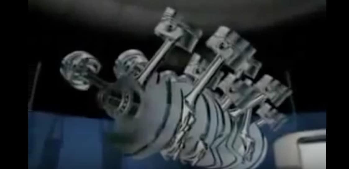Veyron W16: Bugatti W16 Engine Animation At Shintaries.co