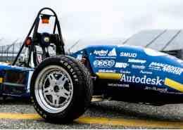 UC Davis racecar