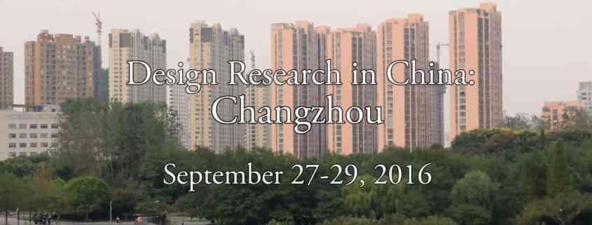 Design Research Changzhou