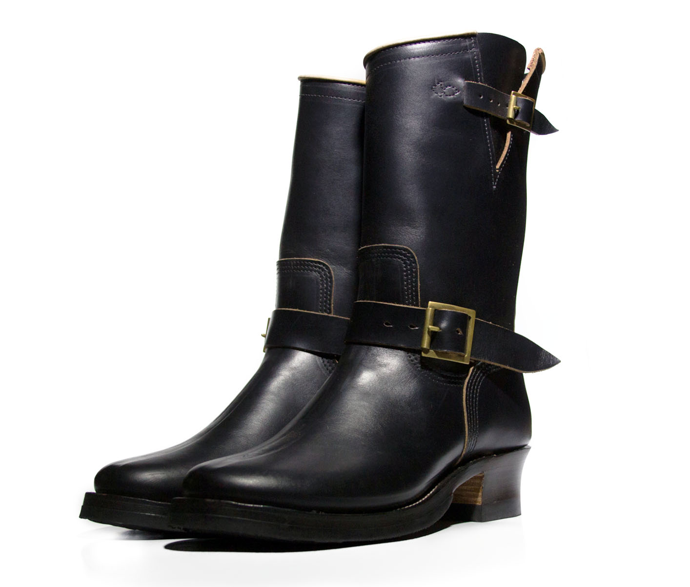 Role Club Engineer Boots