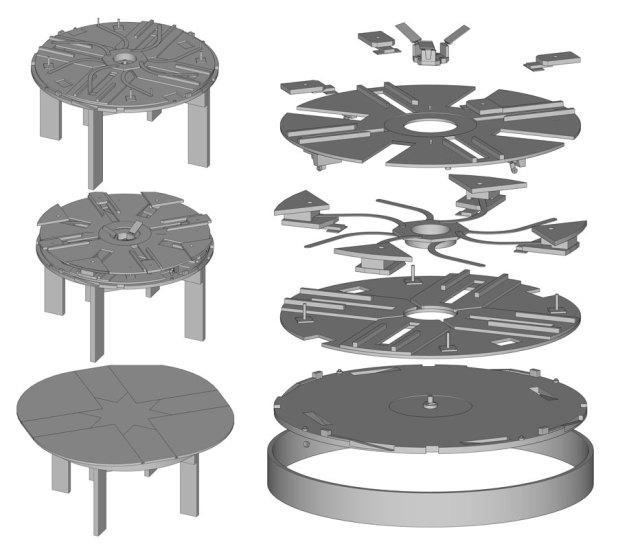 Plans Mechanical Lumber Rh Mechanicallumber Com Fletcher Capstan Table Pdf Round Expanding