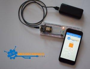 ESP8266 NodeMCU RGB LED Remote Control