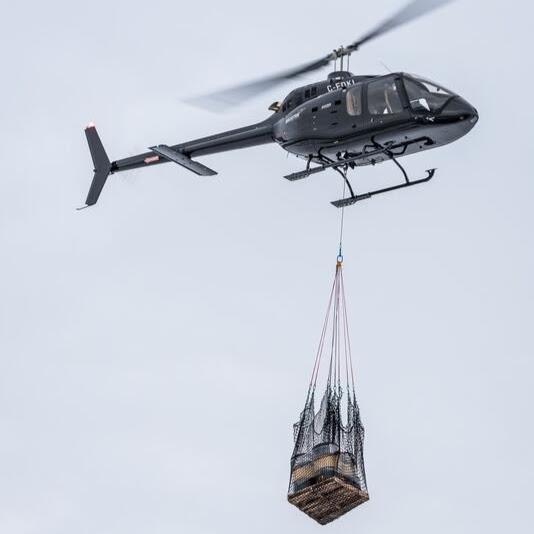 Bell 505 Cargo Hook