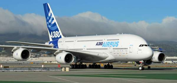 Airbus A380 - Worlds largest passenger aircraft