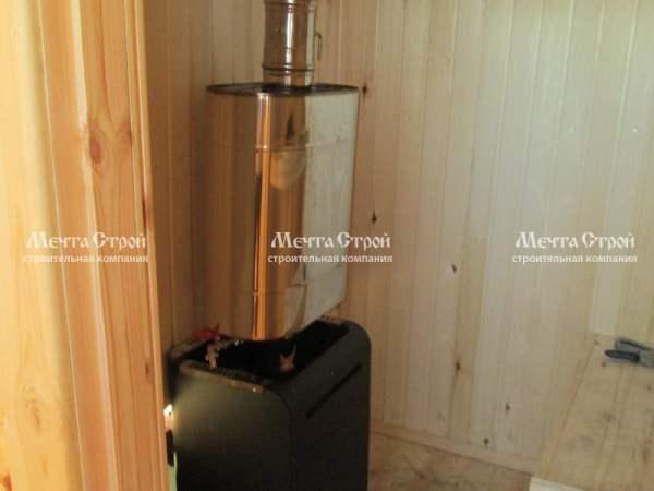 Отопление дачного дома деревянного зимой | МечтаСтрой
