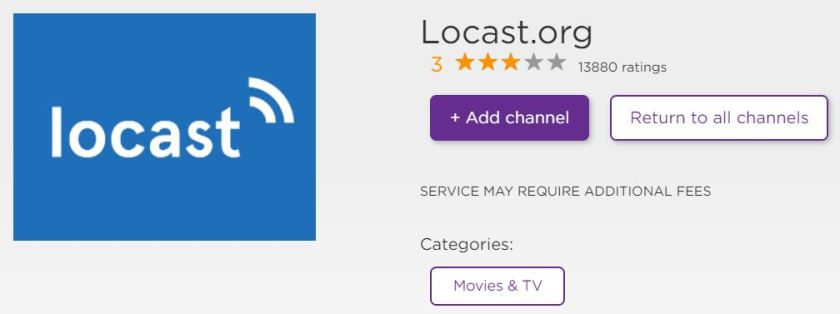 Locast.Org/Activate Code Enter On Roku