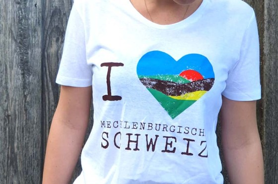 T-Shirt Mecklenburgische Schweiz