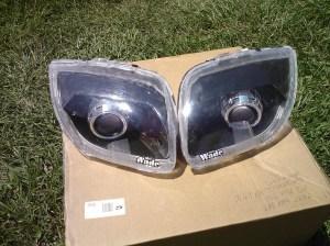 2002 Pontiac Sunfire Projector Headlights