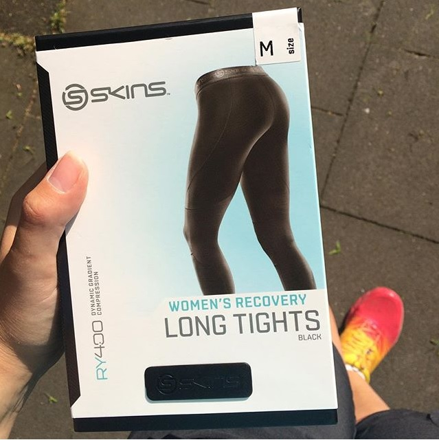 Produkttest: RY400 Women's Compression Long Tights For Recovery