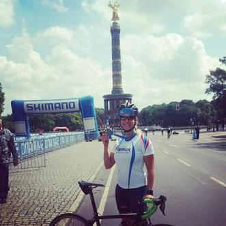 Wettkampf: Velothon Berlin 2016
