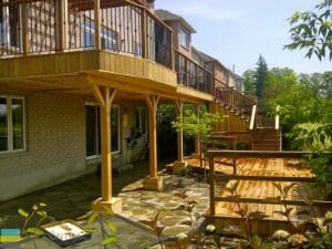 Project Gallery M E Contracting Toronto Landscaping