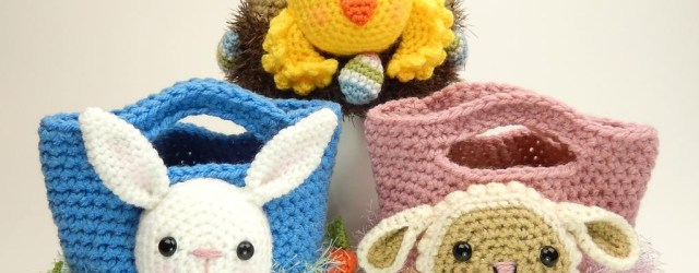 3 Easy Crochet Patterns for Beginners Top 10 Amigurumi Crochet Patterns For Easter On Craftsy
