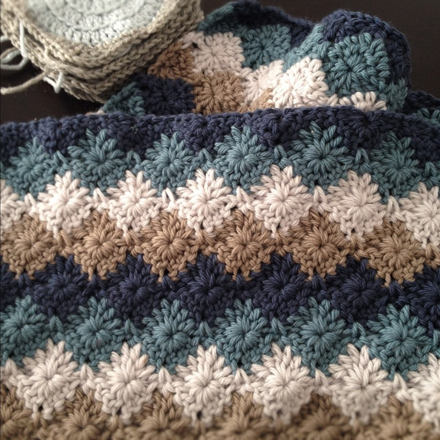 3 Magnificent Ideas of the Free Crochet Rose Afghan Pattern Harlequin Stitch For Crochet Ba Blanket