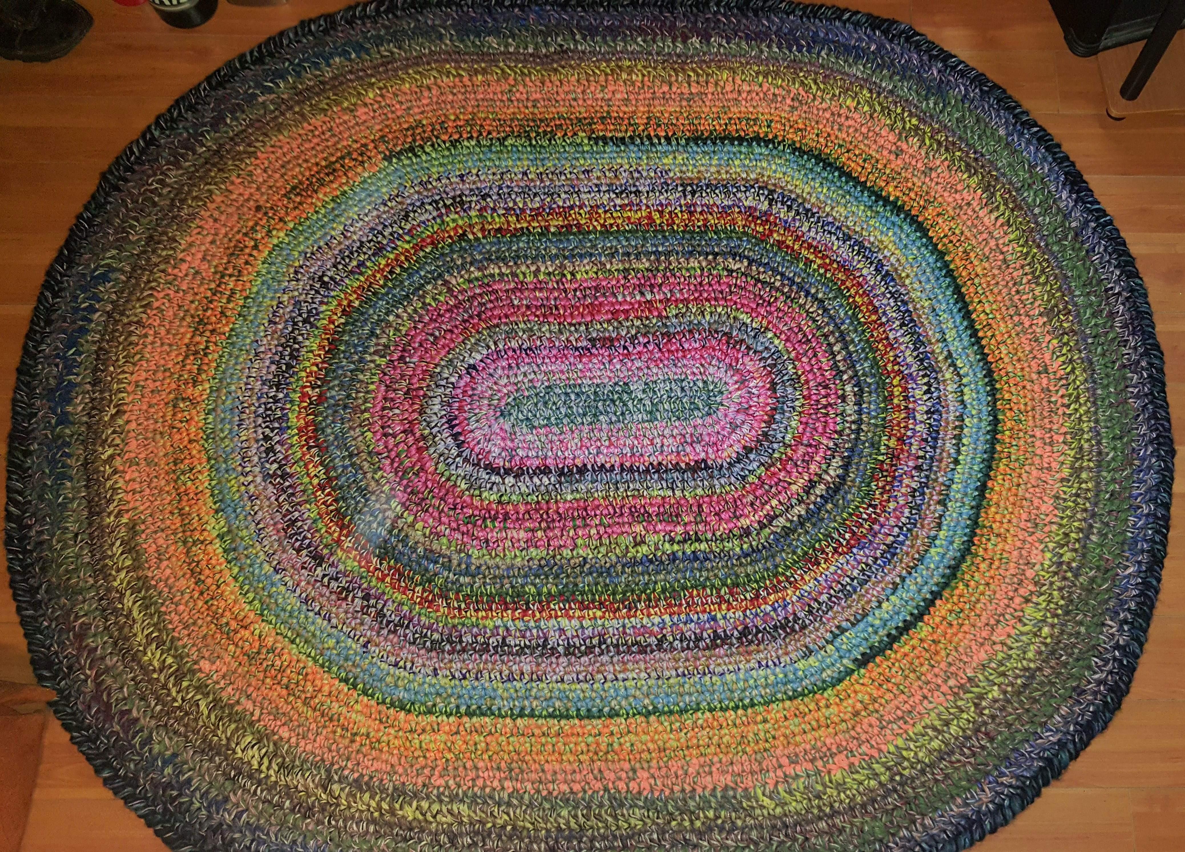 3 Motifs of Easy Crochet Oval Rug Pattern Crochet Oval Rug Pattern Awesome 41 Best Oval Area Rugs