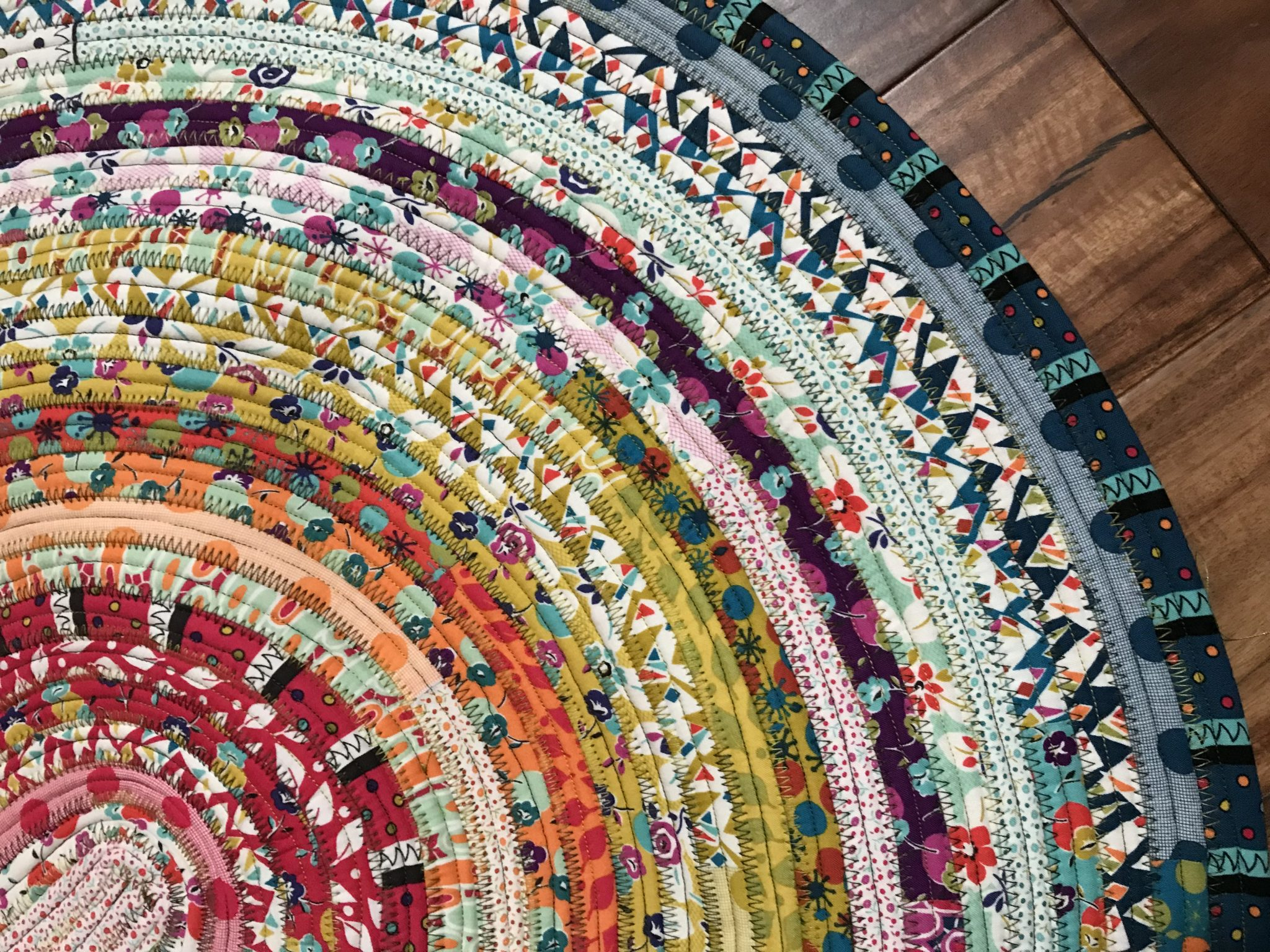 3 Motifs of Easy Crochet Oval Rug Pattern How To Make A Jelly Roll Rug Create Whimsy