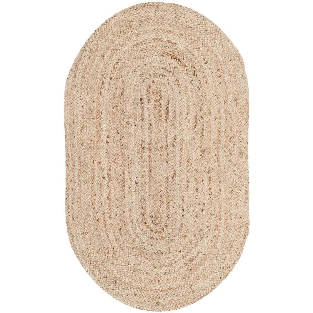 3 Motifs of Easy Crochet Oval Rug Pattern Safavieh Cape Cod Natural 3 Ft X 5 Ft Oval Area Rug Cap252a 3ov