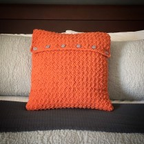 3 Recommended Designs of Crochet Patterns for Pillow Covers Cozy Chunky Crochet Pillow Cover Creating Me