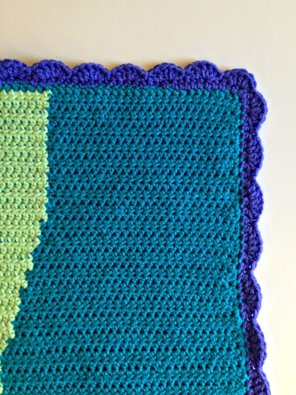 Amazing Crochet Mermaid Pattern for Baby's Mermaid Tail Free Crochet Mermaid Tail Blanket Pattern With Border Save Crocheted
