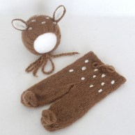 Crochet Baby Pants Pattern Ba Boy Christmas Outfits Infant Footed Pants Knitted Newborn Hat