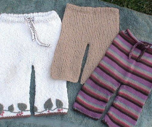 Crochet Baby Pants Pattern  Ba Pants