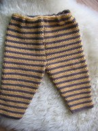 Crochet Baby Pants Pattern Finished Crocheted Ba Pants Finally Made Rae