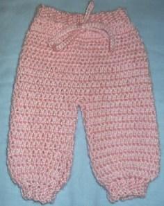 Crochet Baby Pants Pattern Free Ba Bottom Crochet Patterns To Wear A Knit Sweater W