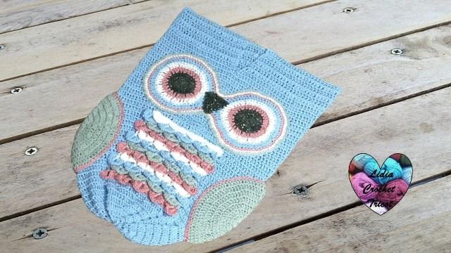 Crochet Cocoon Patterns For Newborns Cocoon Hiboux Crochet 12 Cocoon Owl Crochet 12 English