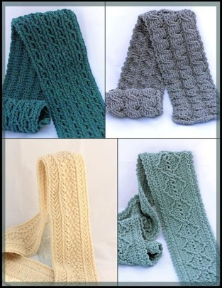 Crochet Muffler Pattern Crochet Cable Scarf Patterns 10 Projects Youll Love