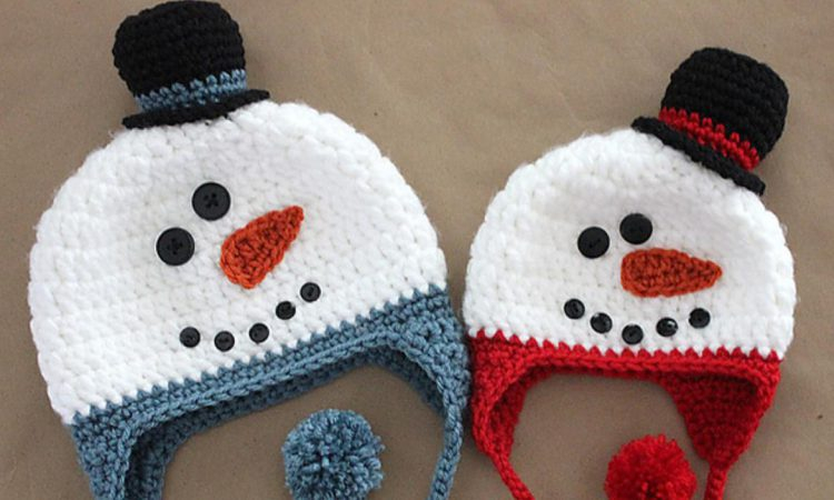 Crochet Pattern For Snowman Snowman Hat Free Crochet Pattern Your Crochet